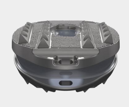 Artificial Disc Replacement Freedom Lumbar Disc